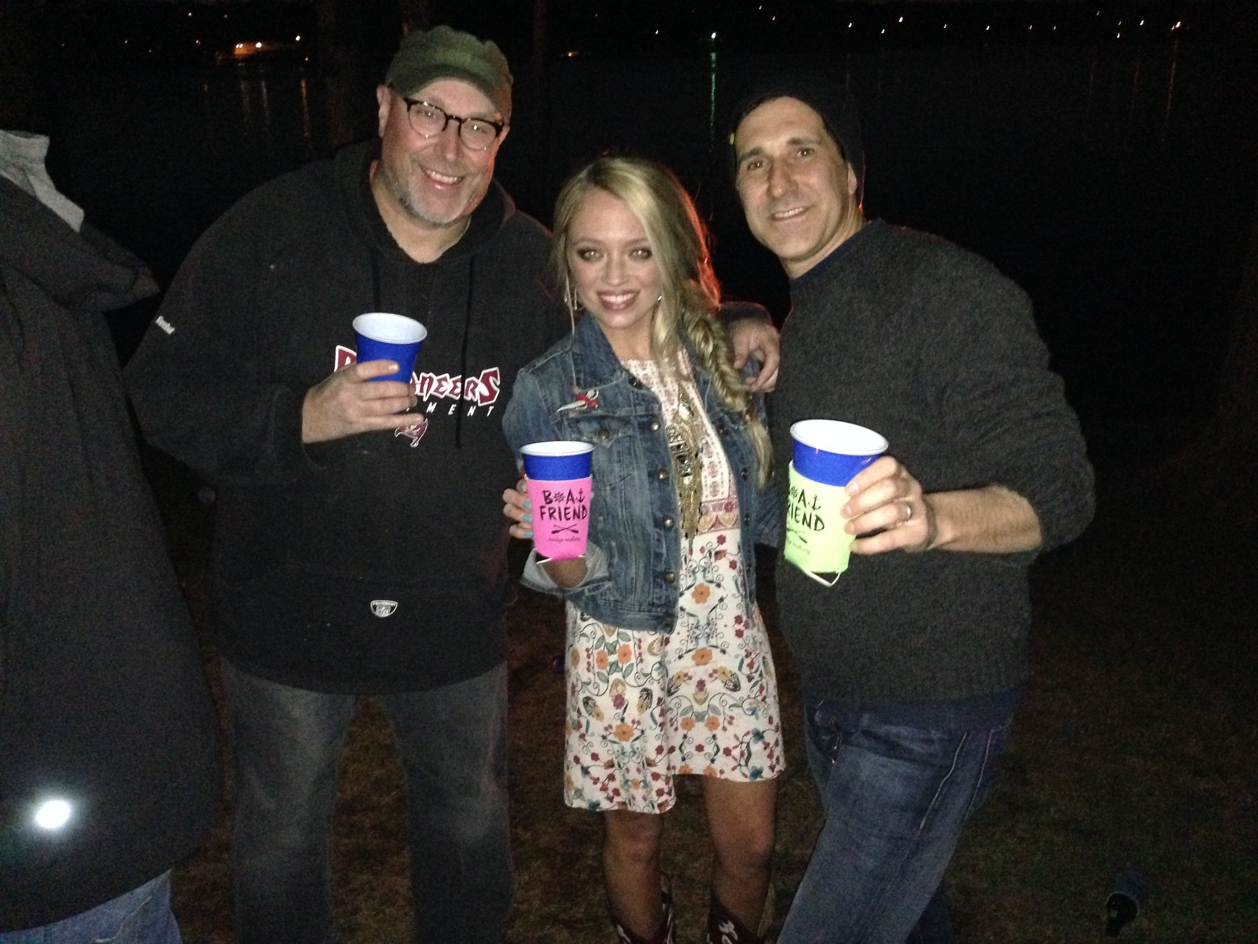 W:JORDYN MALLORY AND PRODUCER MIKE SHIMSHACK.JPG