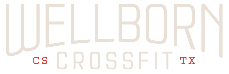 Wellborn CrossFit & Kids