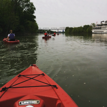 OhanaHealth Kayak Day