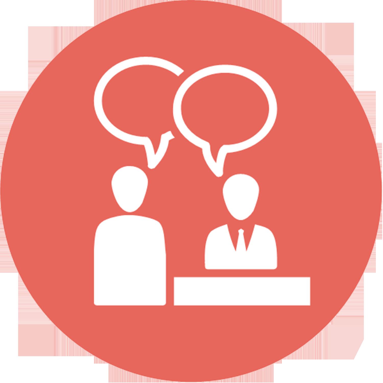 OhanaHealth Healthcare Innovation Internship Experience Interview Icon