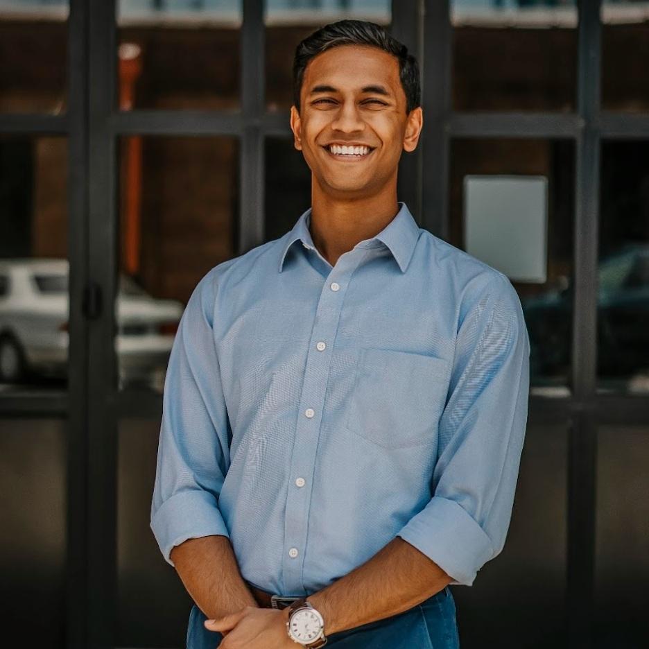Mitin Nachu   Account Specialist at  MyHealthDirect   Vanderbilt University, Class of 2019