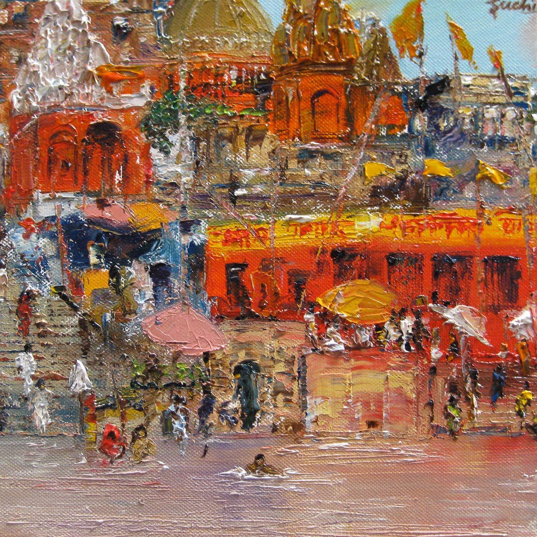 Dashaswamedh ghat, a study