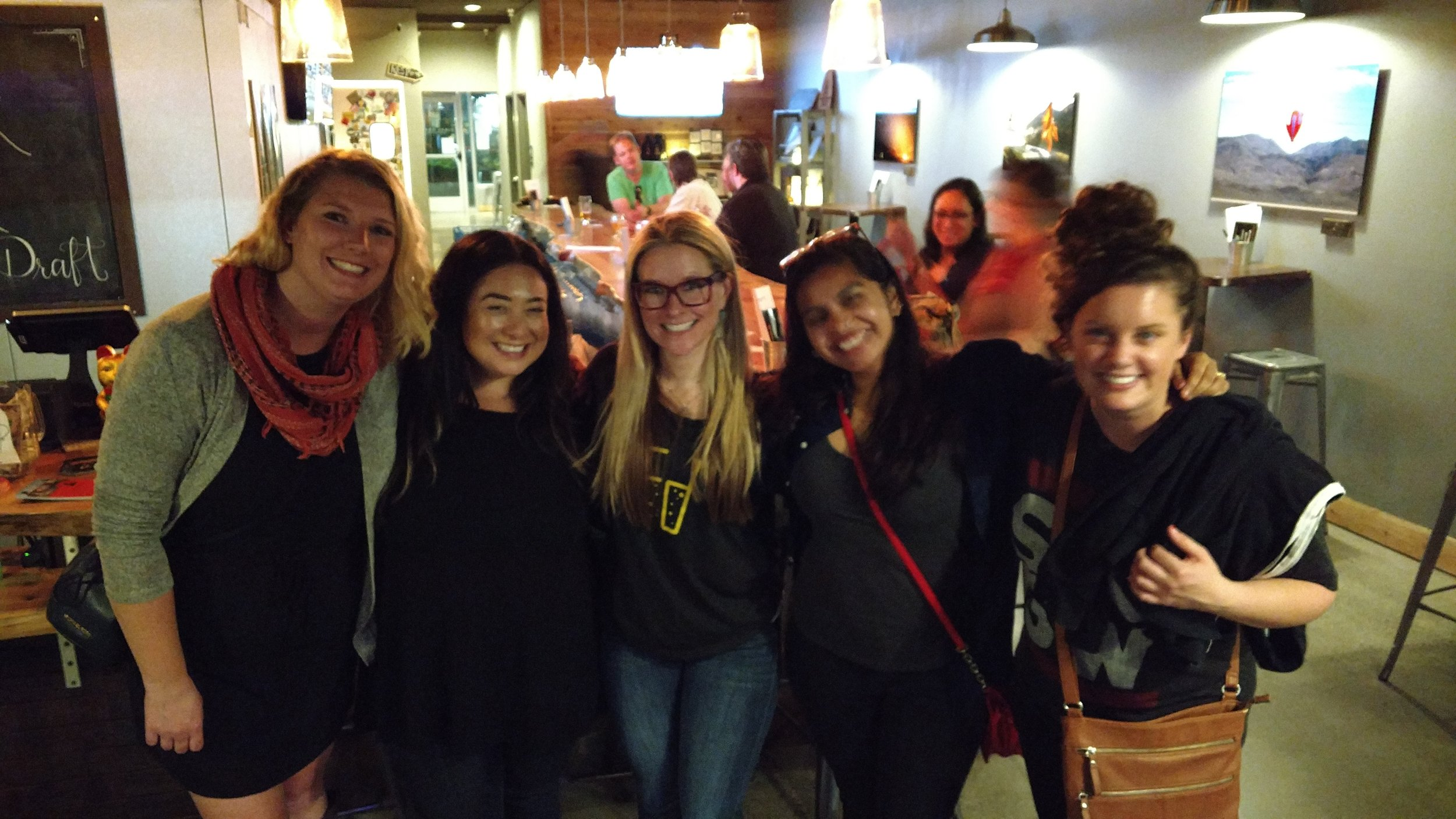 Portland Girls Pint Out Girls - Couve Brew Bevy