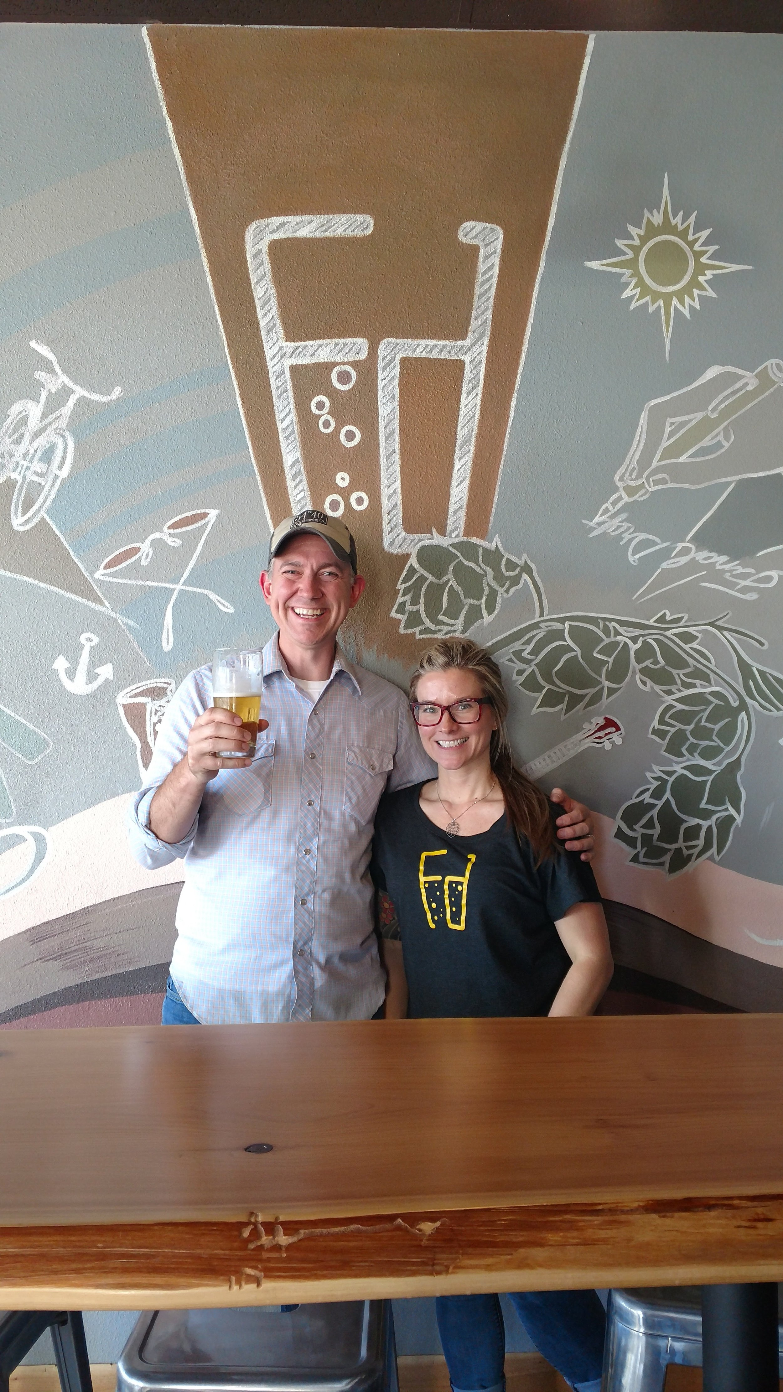 Brewers' Stories - Bolt from 54-40 Brewing