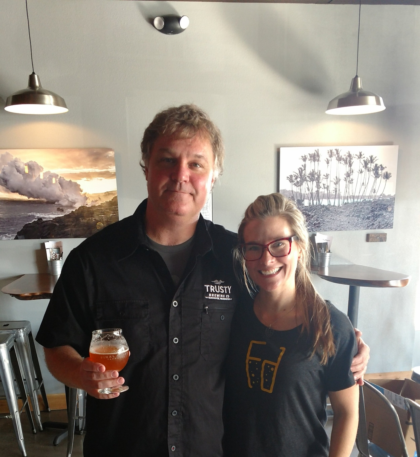 Brewers' Stories - Gary from Trusty Brewing