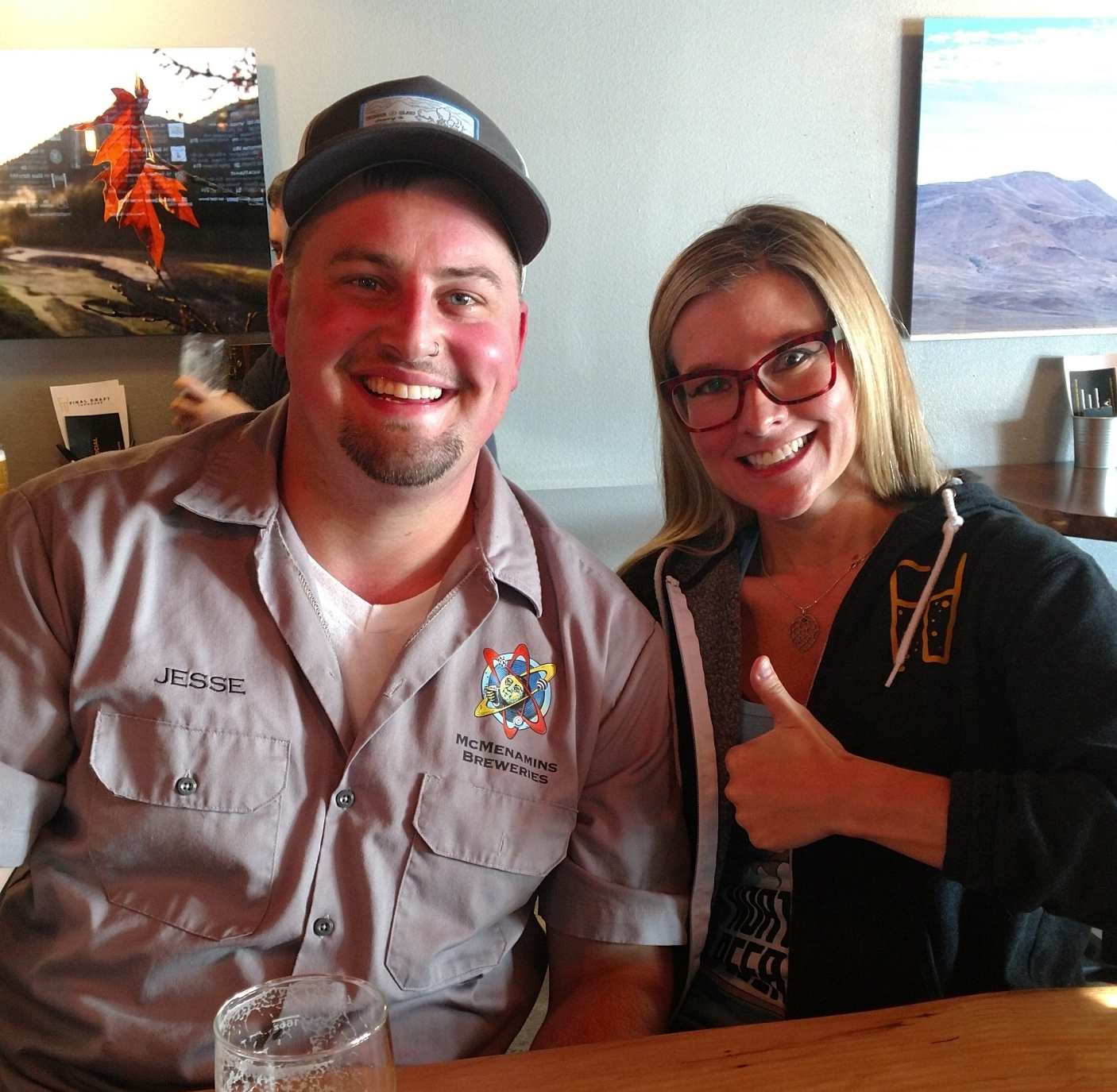 Brewers' Stories - Jesse from McMenamins on the Columbia