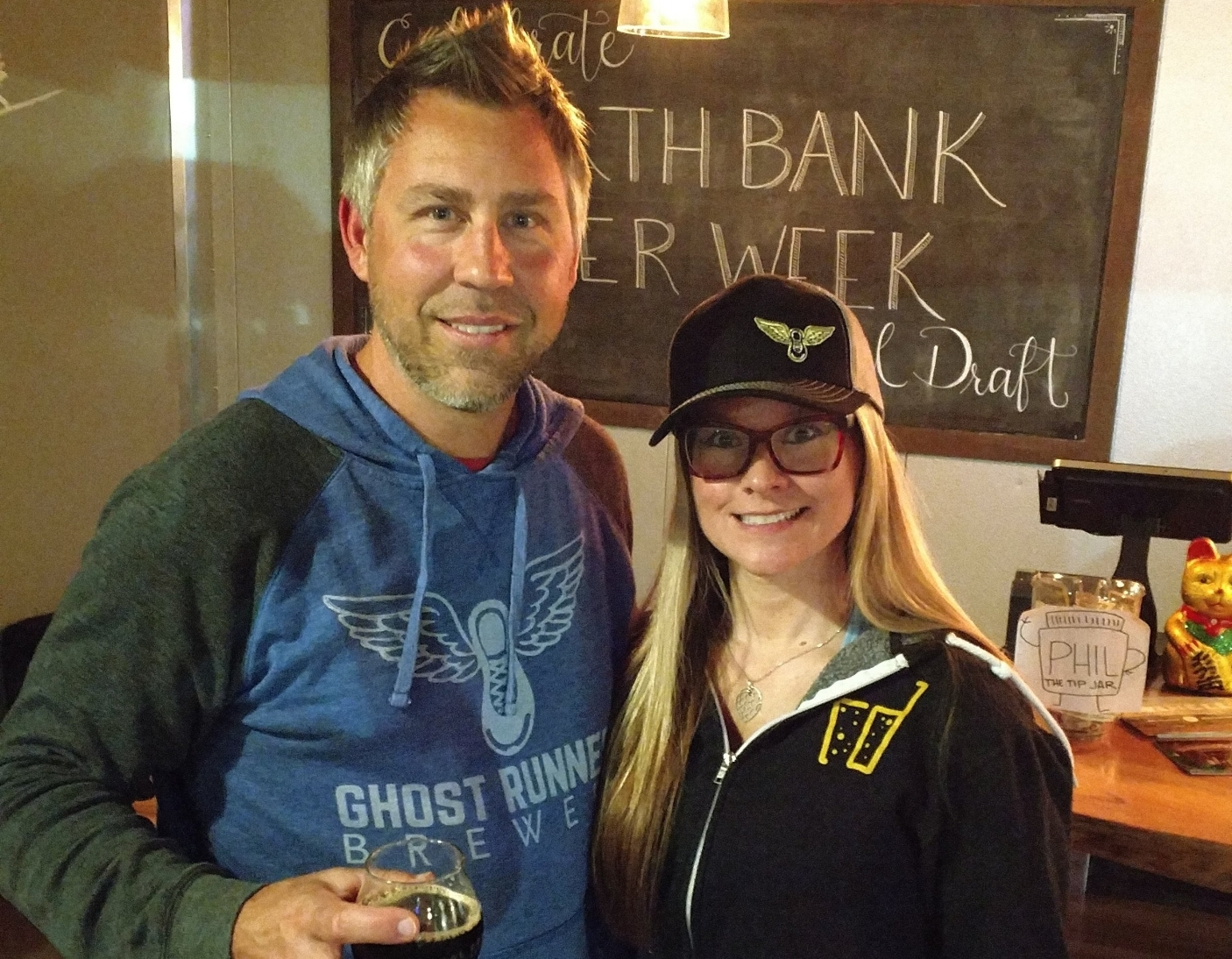 Brewers' Stories - Jeff from Ghost Runners Brewery