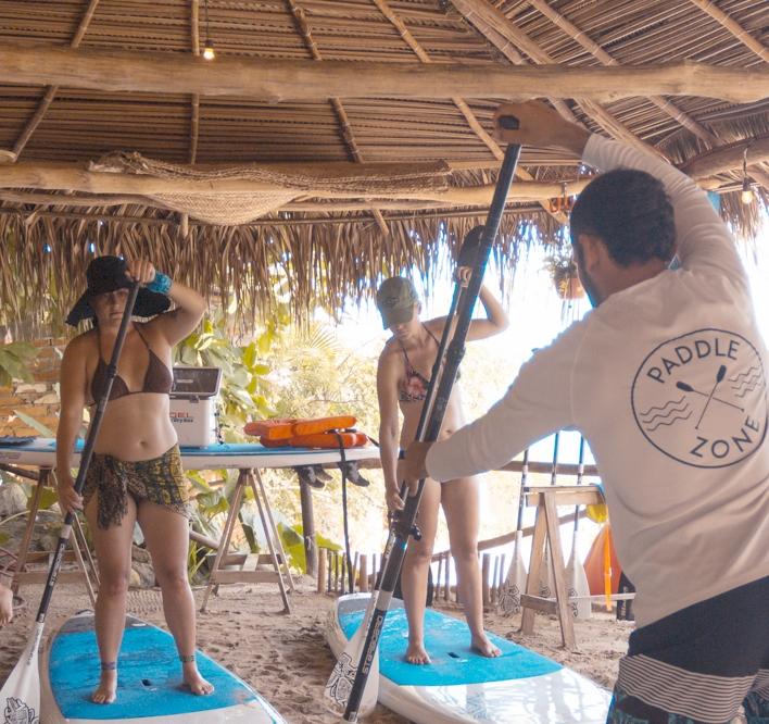 Paddle Board Puerto Vallarta Ecotourism