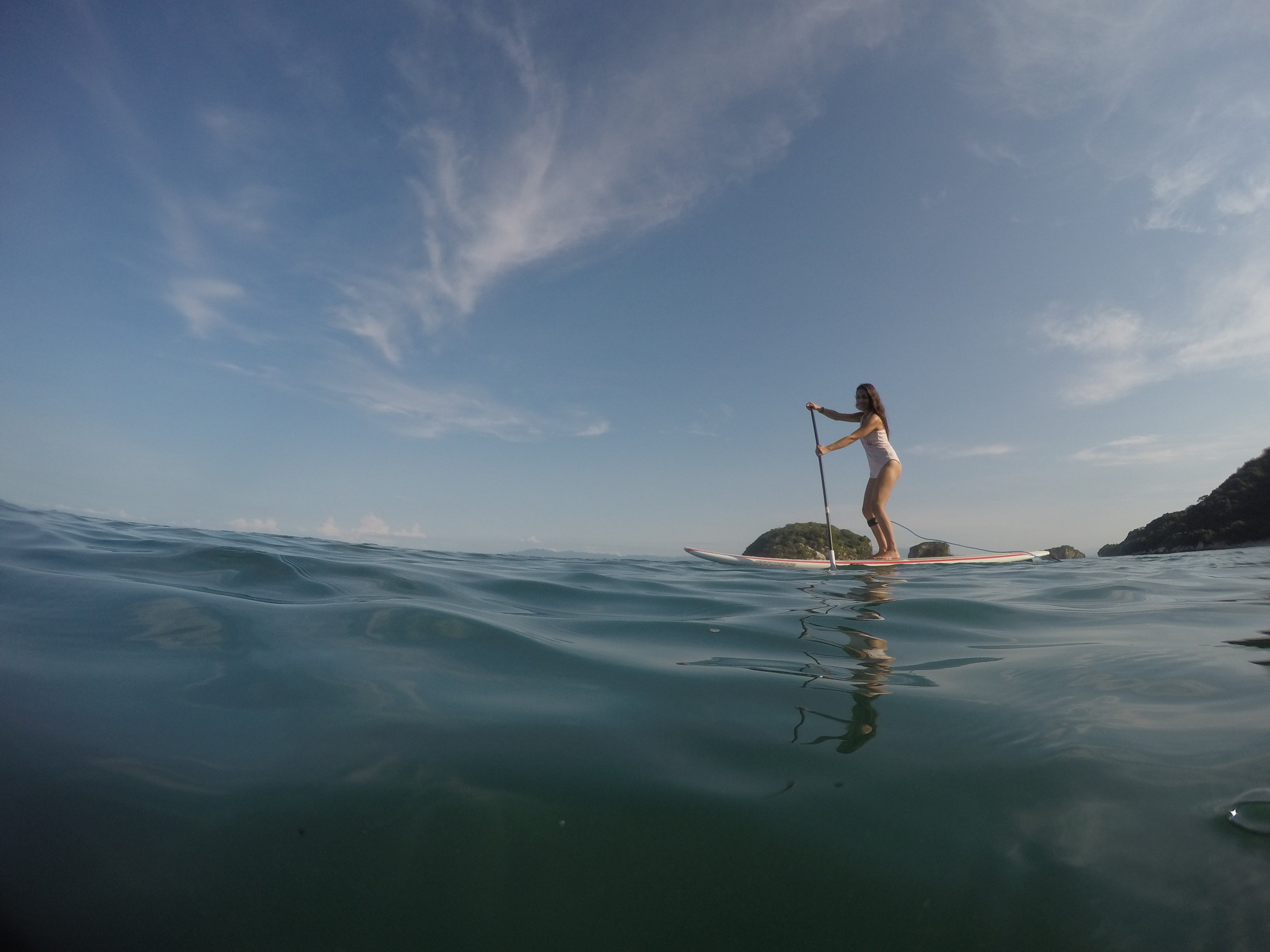 Paddleboard Puerto Vallarta SUP