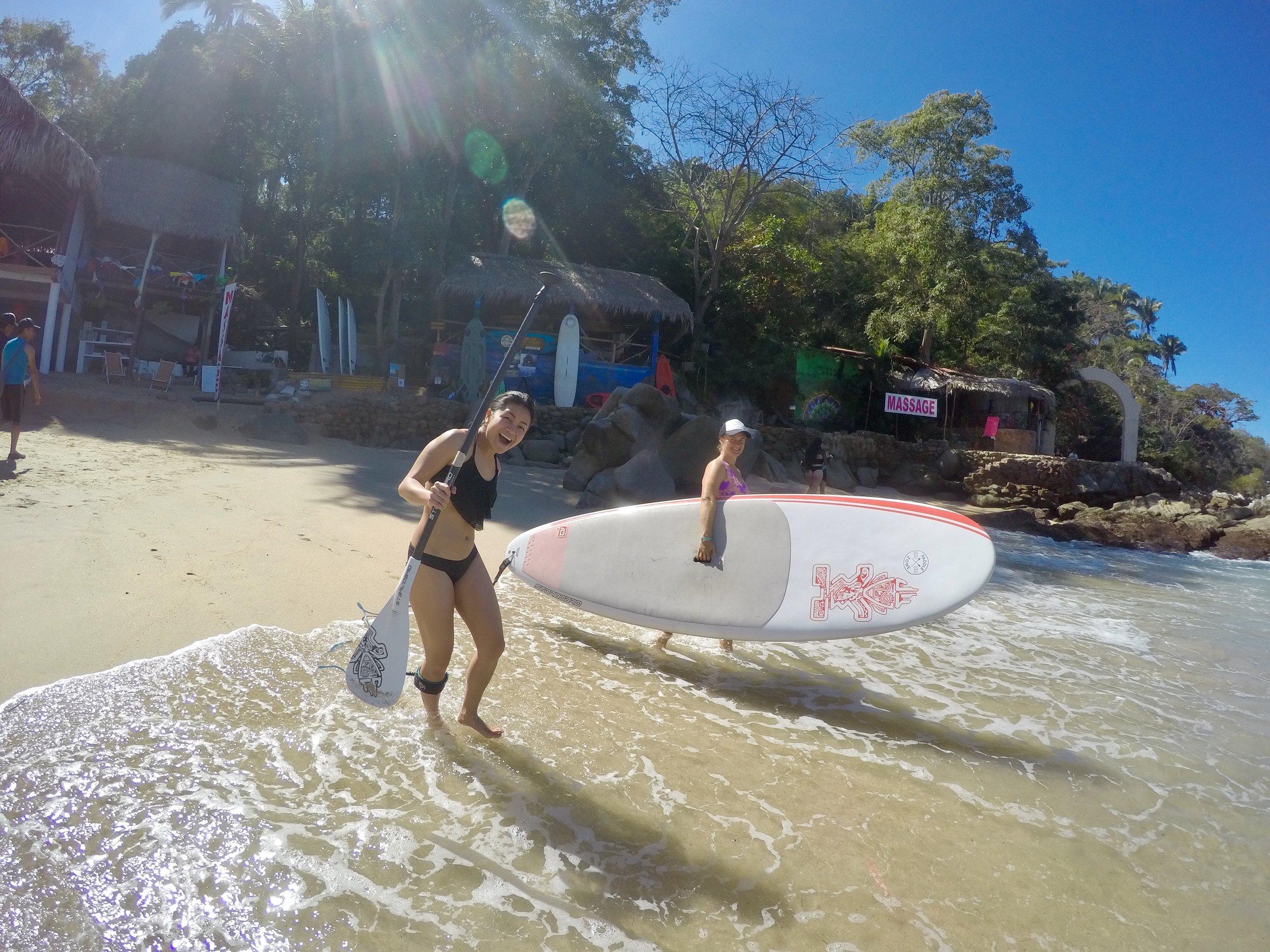 Paddle board Puerto Vallarta