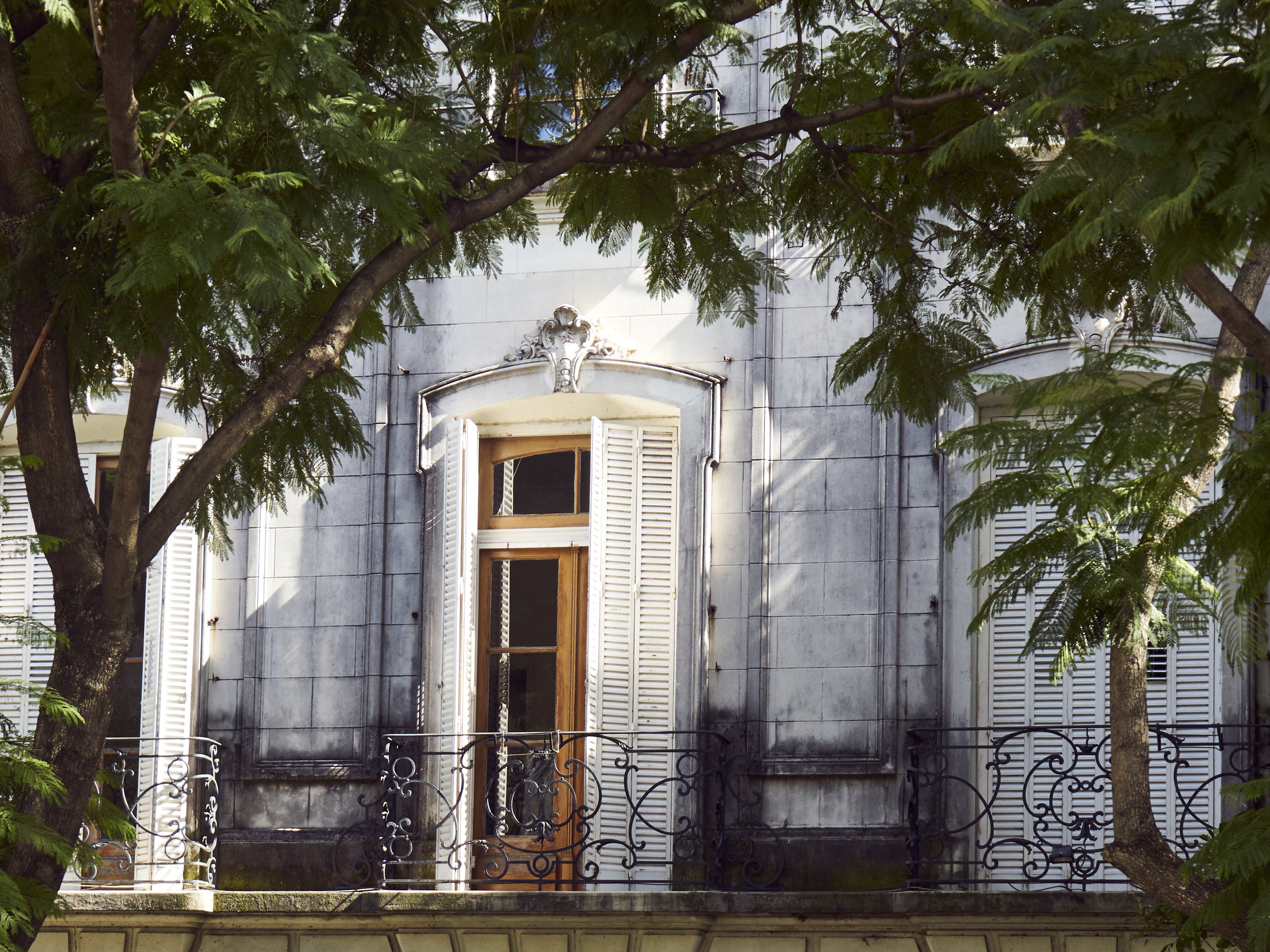 """Often nicknamed """"Palermo Chico"""" or """"Barrio Parque"""", the museum's stylish 'hood was designed in 1912 by French-Argentine landscape architect, Carlos Thays."""