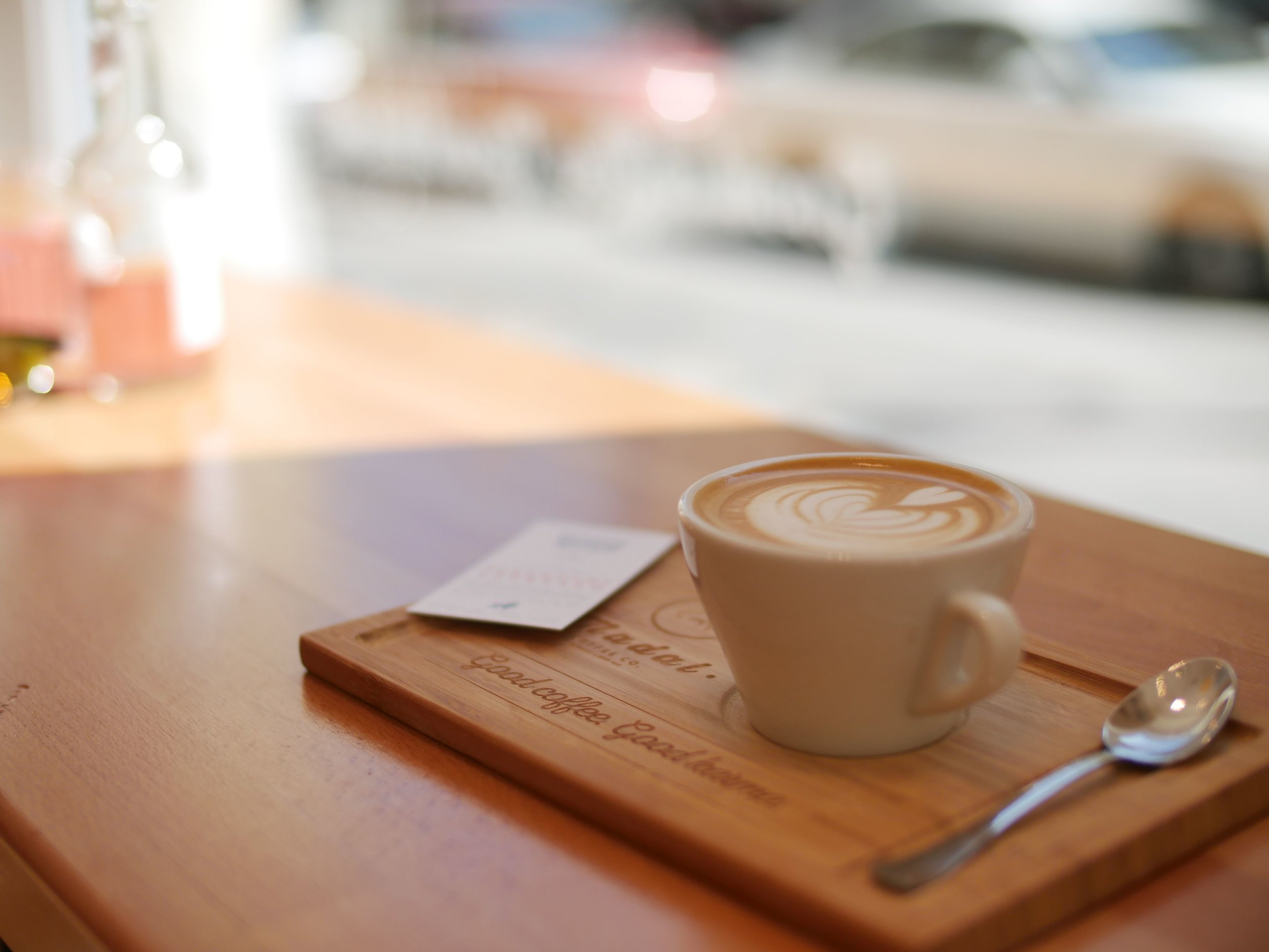 A precision latte is almost always within striking distance thanks to Madal's trio of well-located Pest cafés.