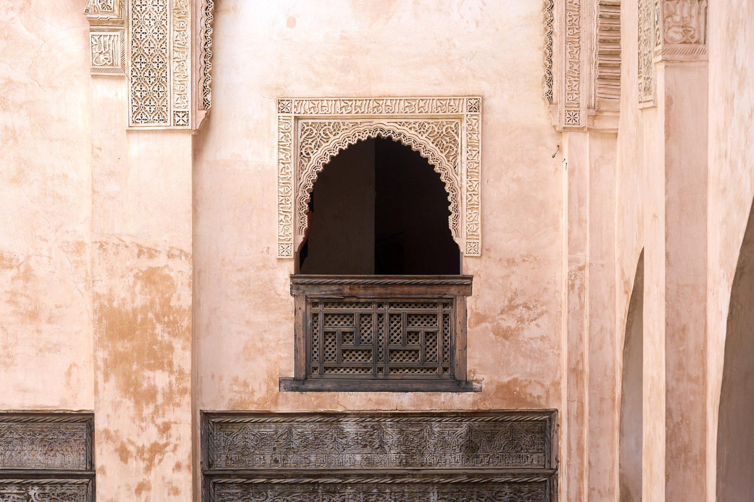 Modesty is the best policy when packing for a tour of Fez's show-stopping sacred architecture.