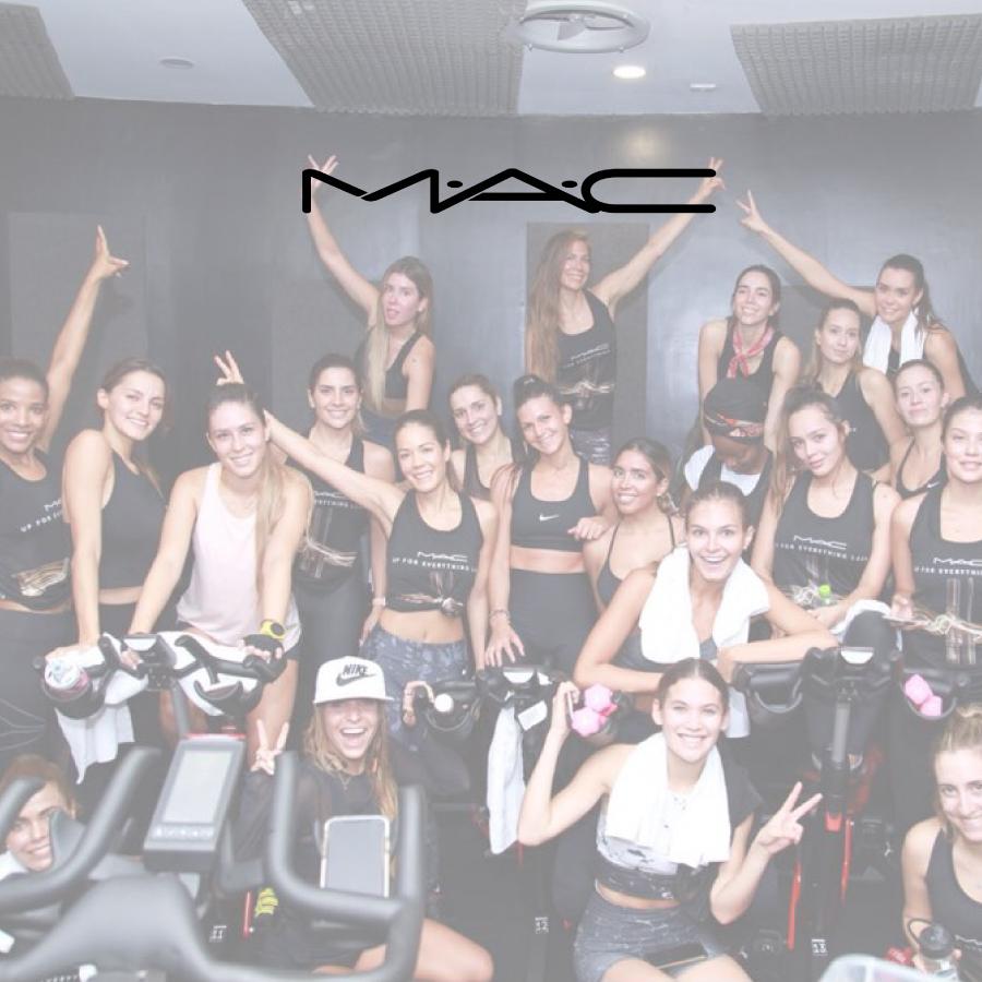 MAC Cosmetics + CYGLO