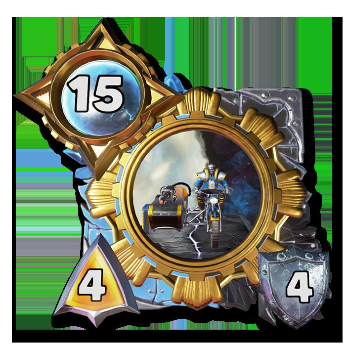 Eternal Warden