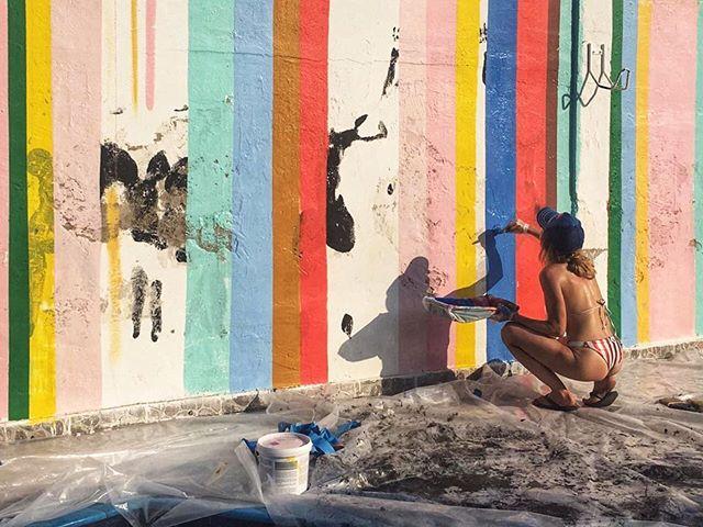 #Palenqueras #freedom #cartagena #mural #badassbabes #barranquillacolombia #witches #rituals