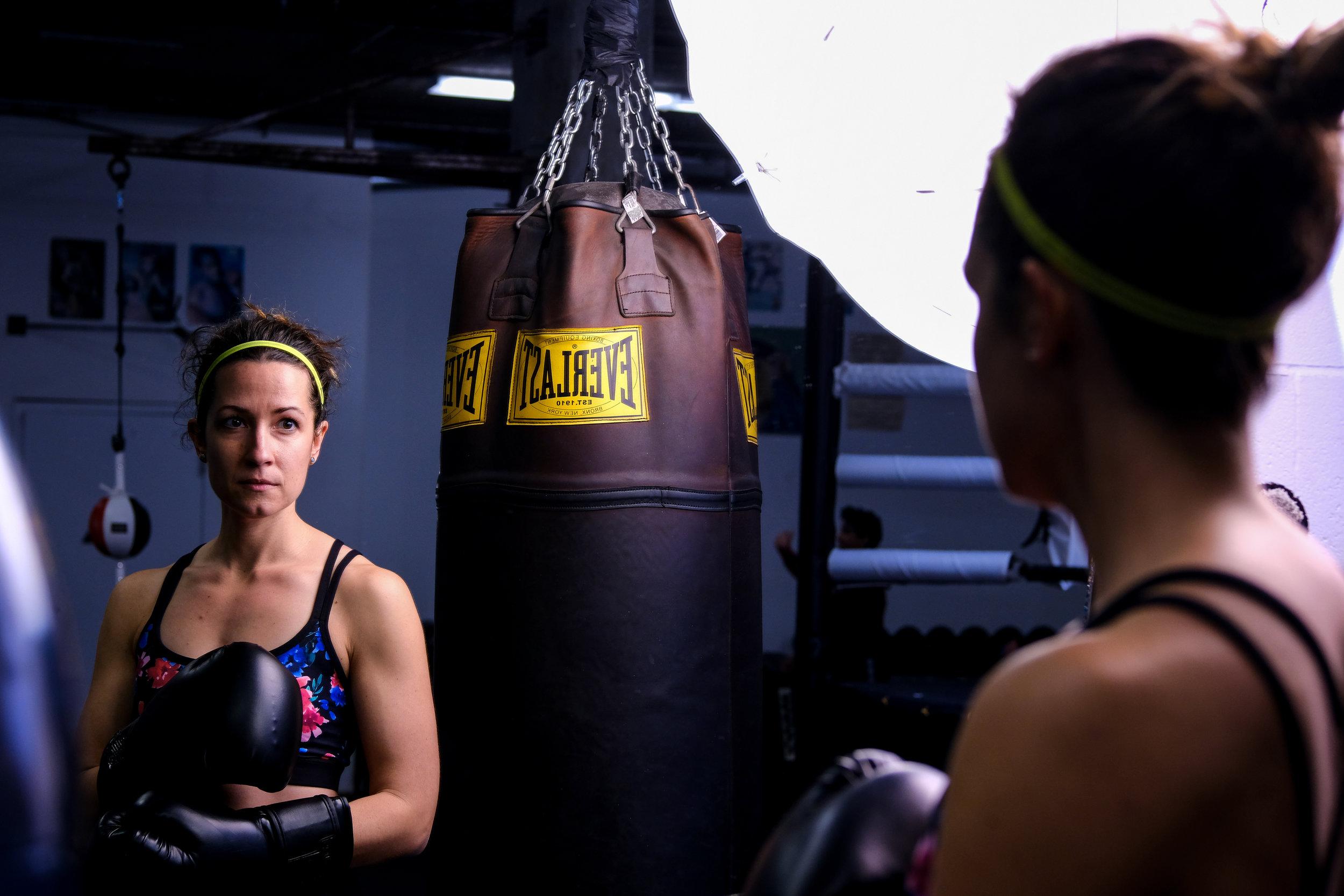 Debbie — 3rd Street Boxing Gym