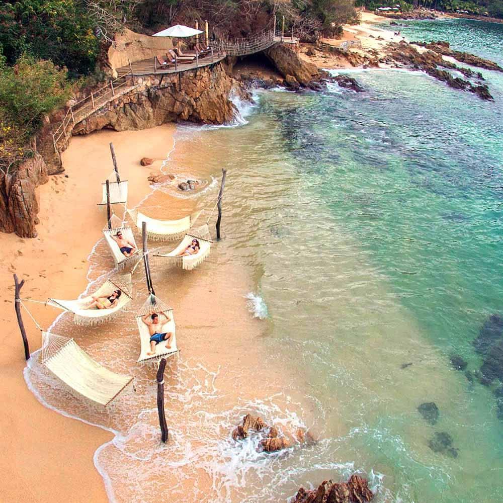 hidden Beach day - from $139