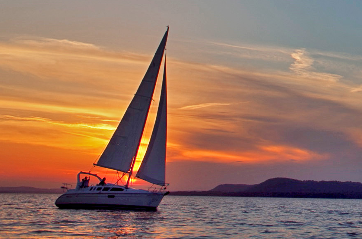 sailing - from $119