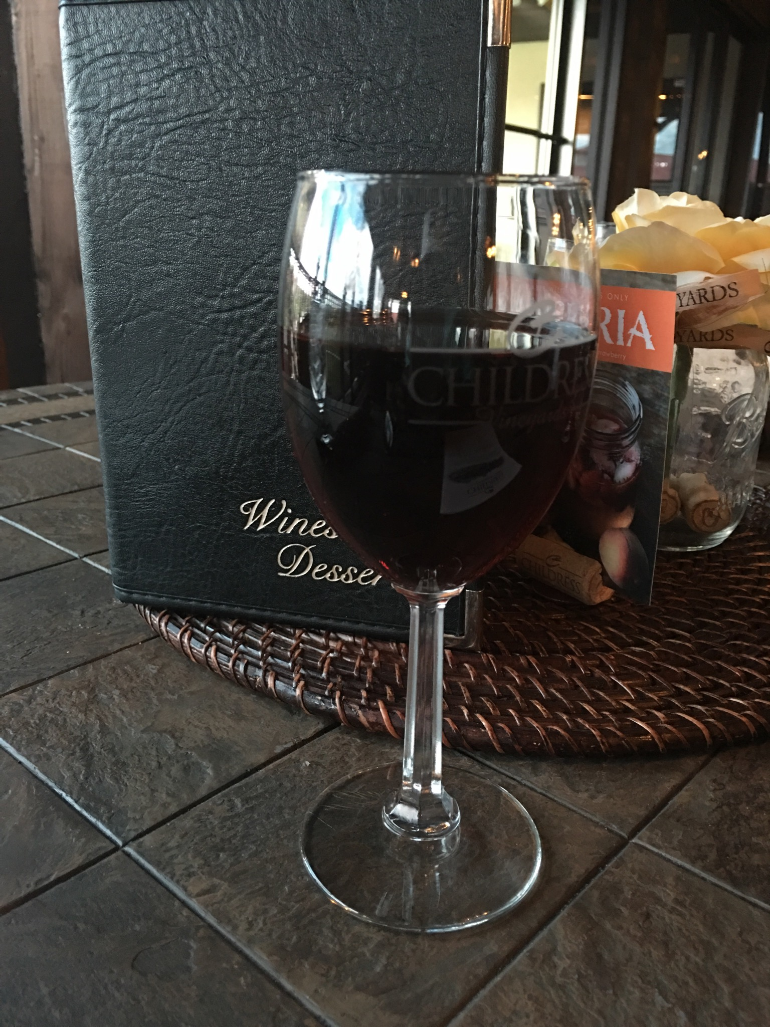 Childress vineyard Bistro: Lexington North carolina