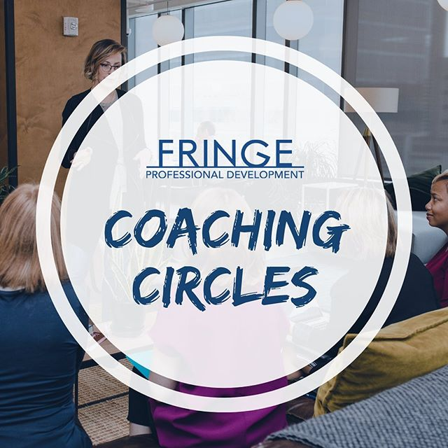 Have you heard about our new coaching circles? Our Circles allow small groups of teams or similar functions to tackle personal, team, and organizational communication challenges. Find out more on our website or slide into our DMs #fringepd #communicatebetter #alwaysbelearning