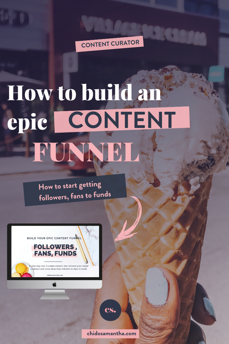 How to build an epic content funnel