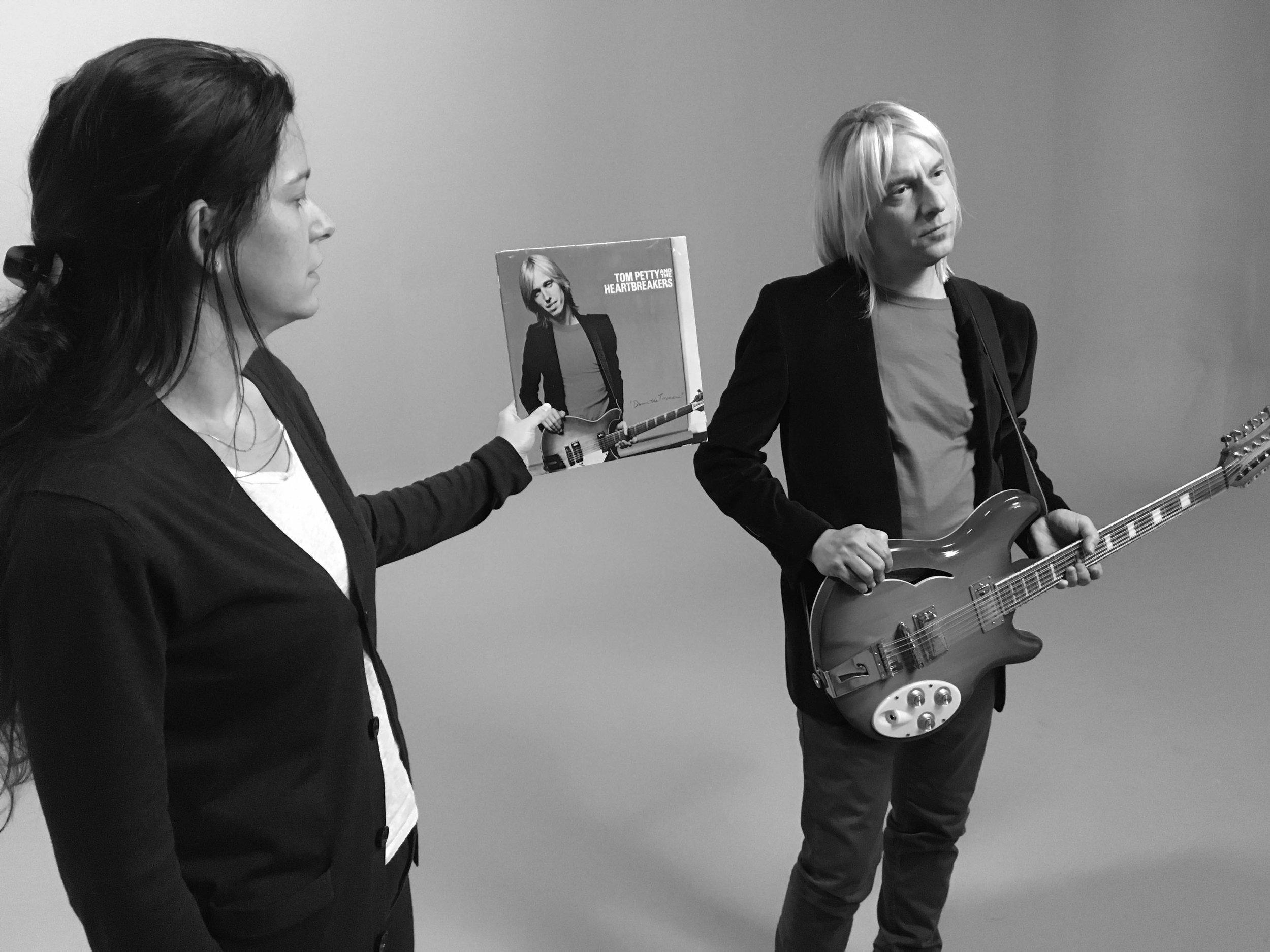 "Tom Petty : ""Damn the Torpedoes"""