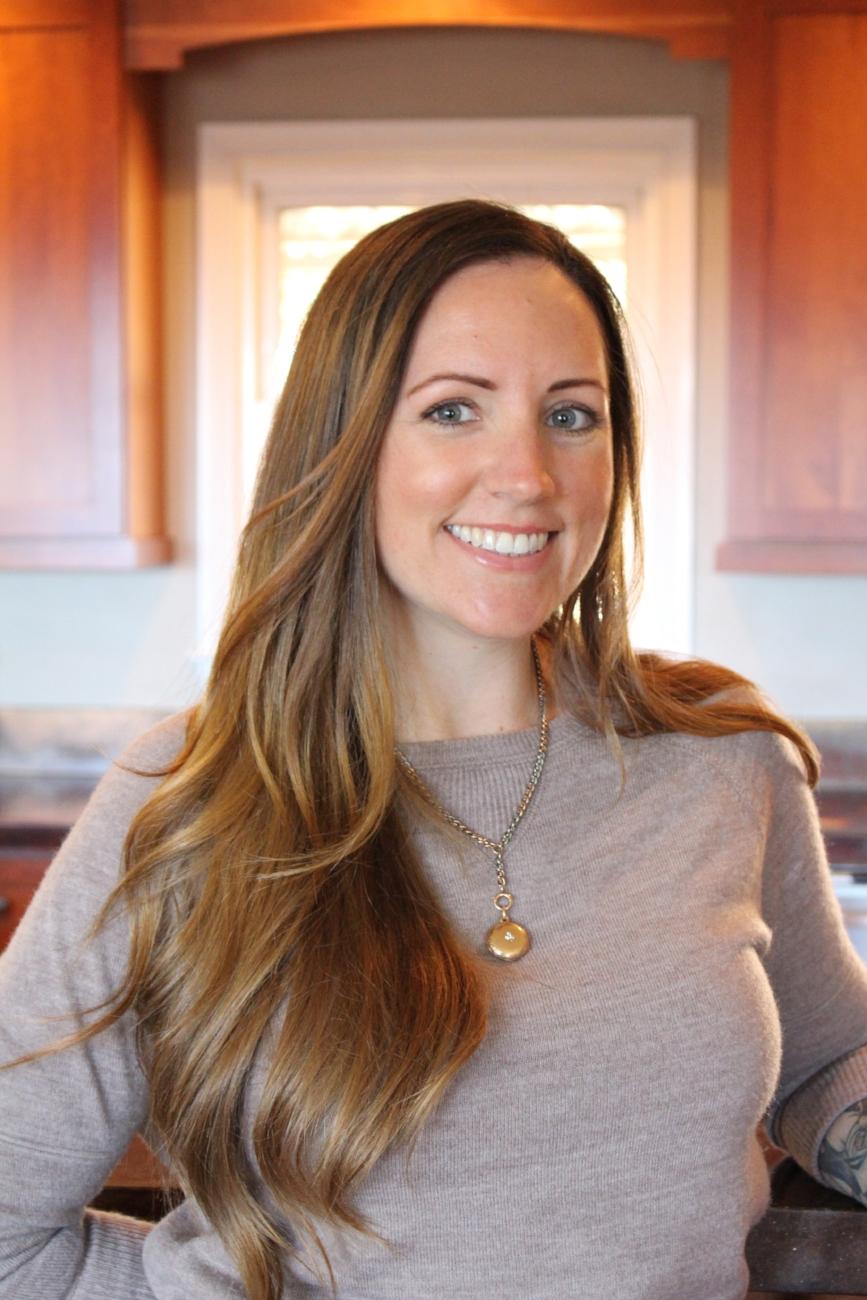 Amber Delaini-Nielsen, RN, NTC, Founder/Rebel Oven