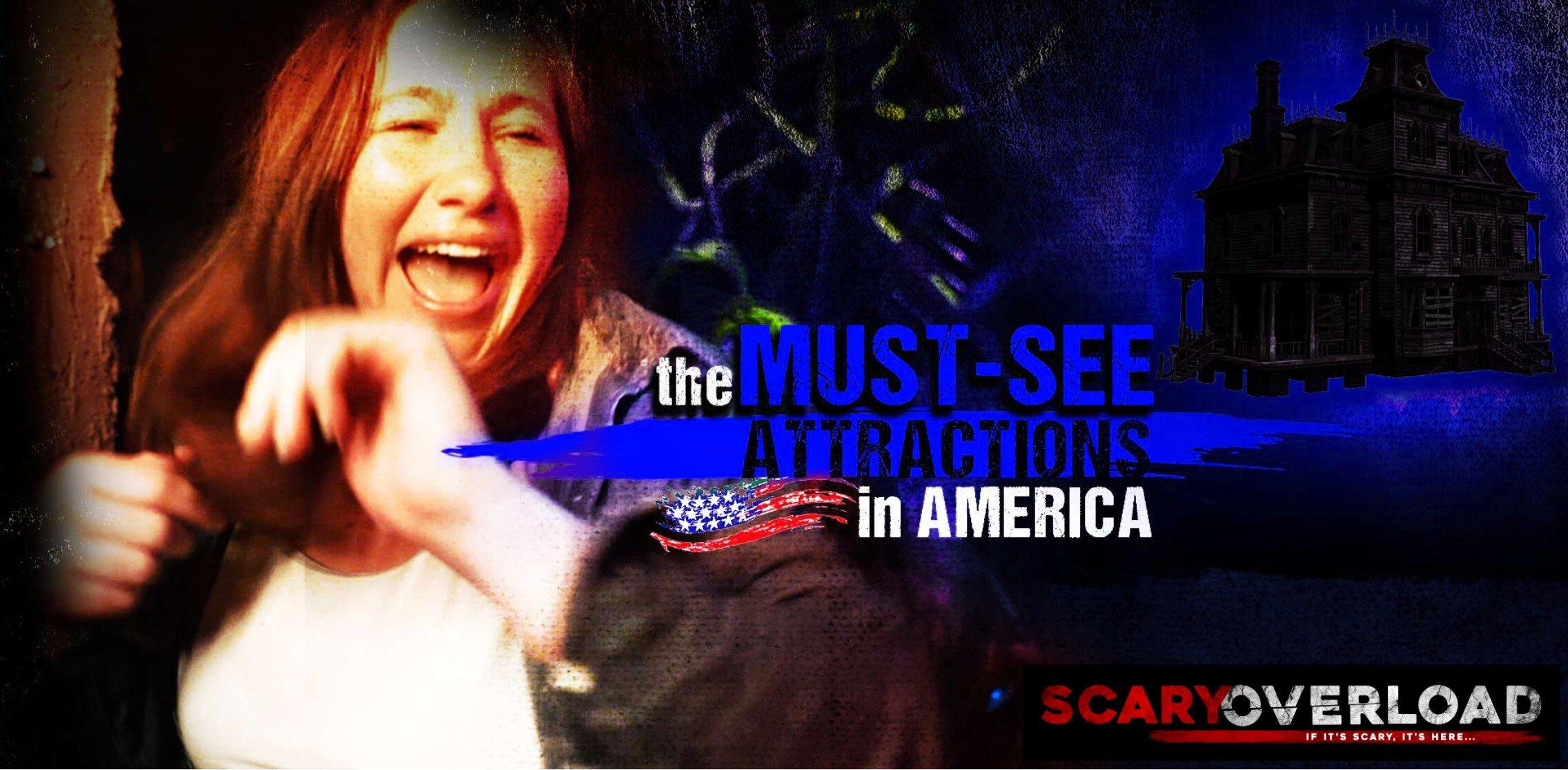 Must See Haunts in America