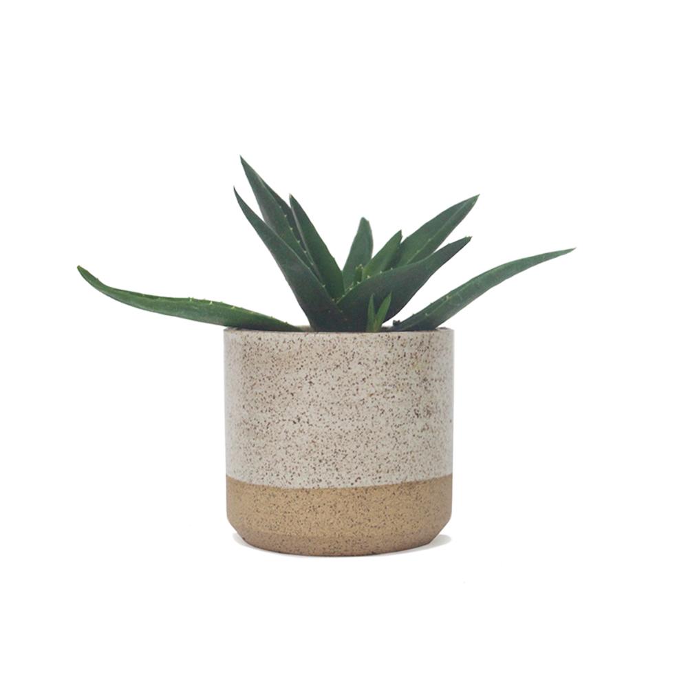 ceramic natural planter