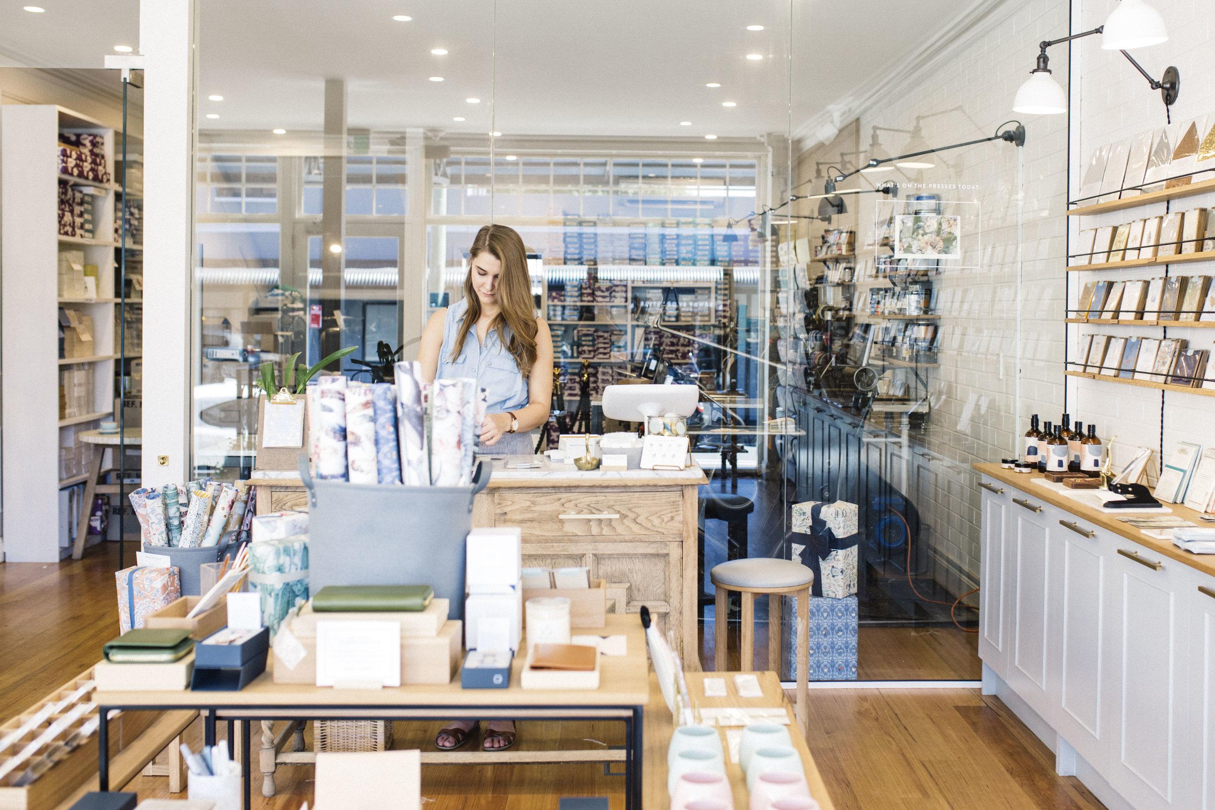Bespoke Letterpress Flagship Store