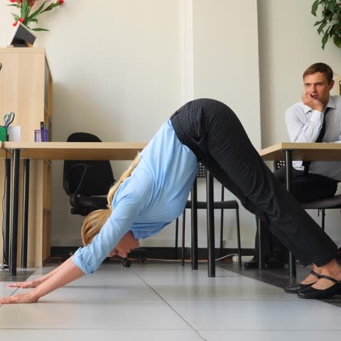 Corporate Wellness - A happy, healthy workplace generates productivity & motivation. Corporate yoga focuses on movements that stimulate a desk bound body with mindfulness practices to keep employees calm and centred. Our classes can be 30, 45 or 60 minutes in duration at lunch, before or after work. For conferences & special events, get in contact to provide details. Let us help you create a healthy & harmonious work environment.