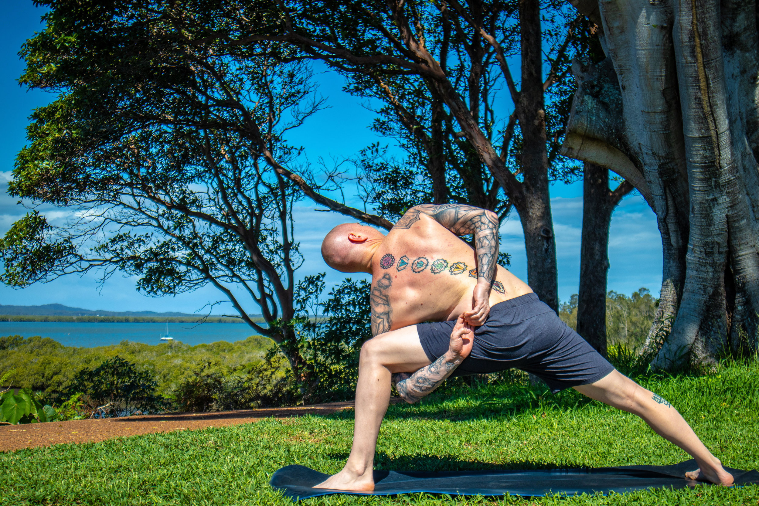 Yoga for Injury Recovery