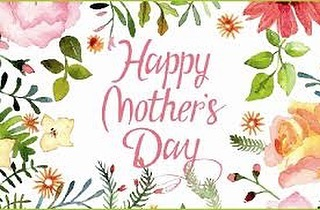 Happy Mother's Day to all the mothers and future mothers out there, everything you do for us is greatly appreciated, we hope you have a wonderful day! Show this post the next time you come in for 25% off