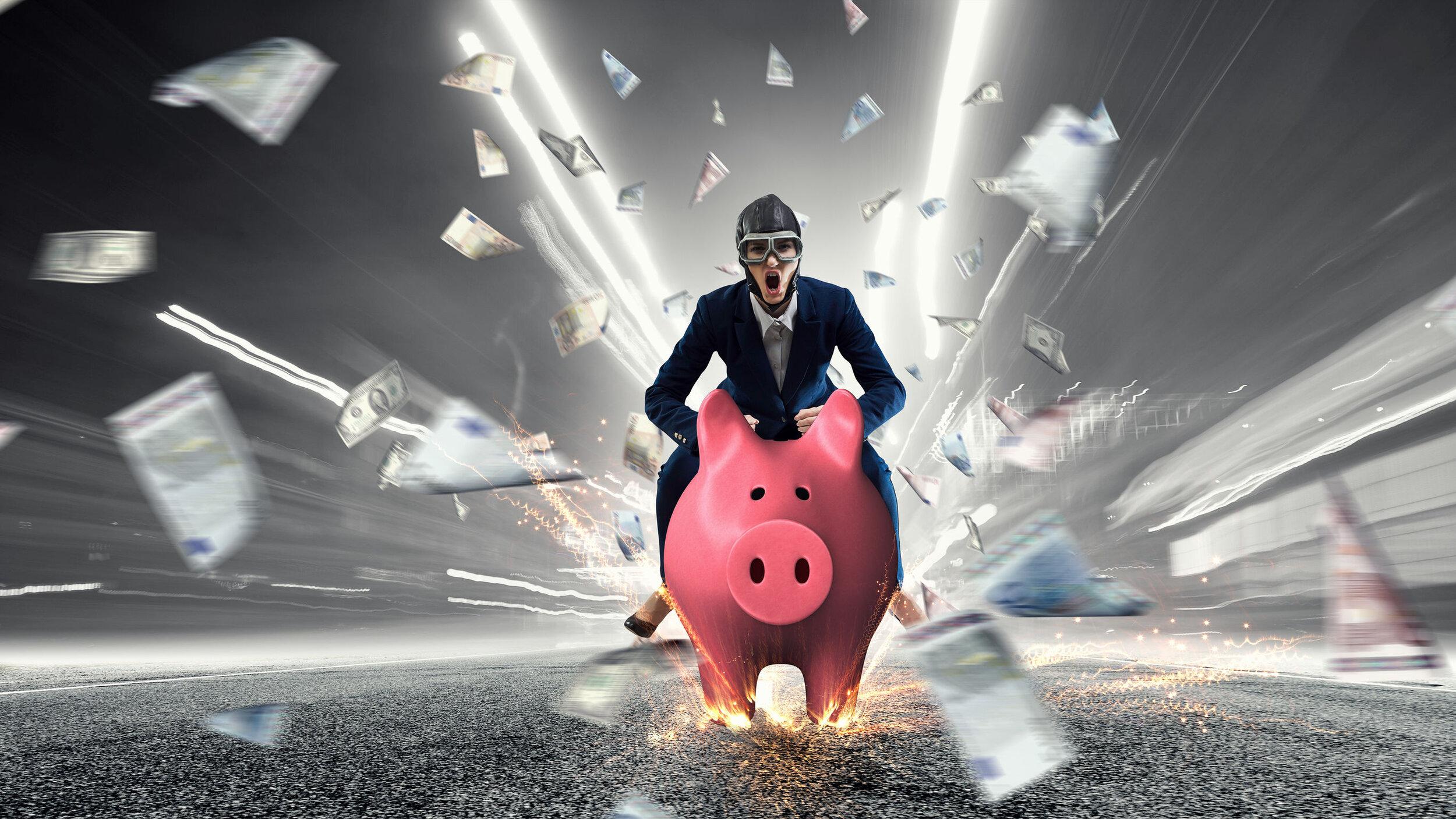 Take charge of your tax savings. -