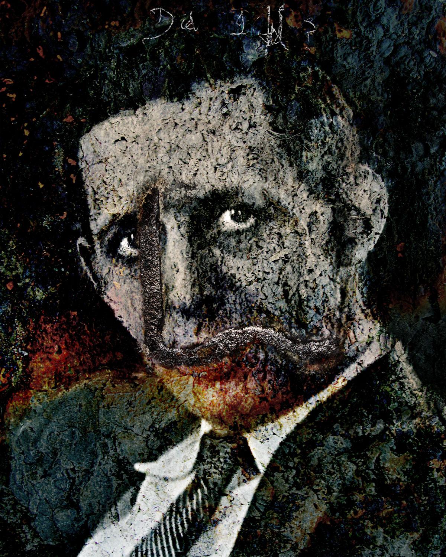 Joseph (Did I fall?)  2016 archival pigment print 100H x 80W cm / 39 ¼ x 31 ½ in