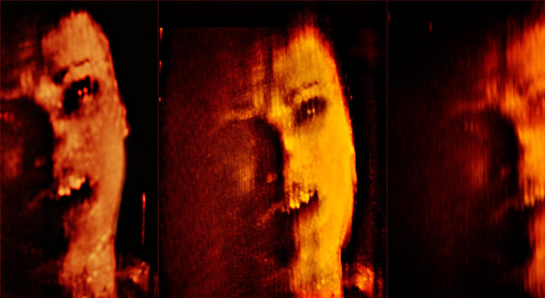 Decrement, as triptych  2007 Chromogenic print 71.1 H x 127 W cm / 28 x 50 in