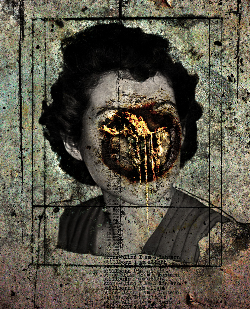 Frances (stone-blind)  Frank Rodick, 2012