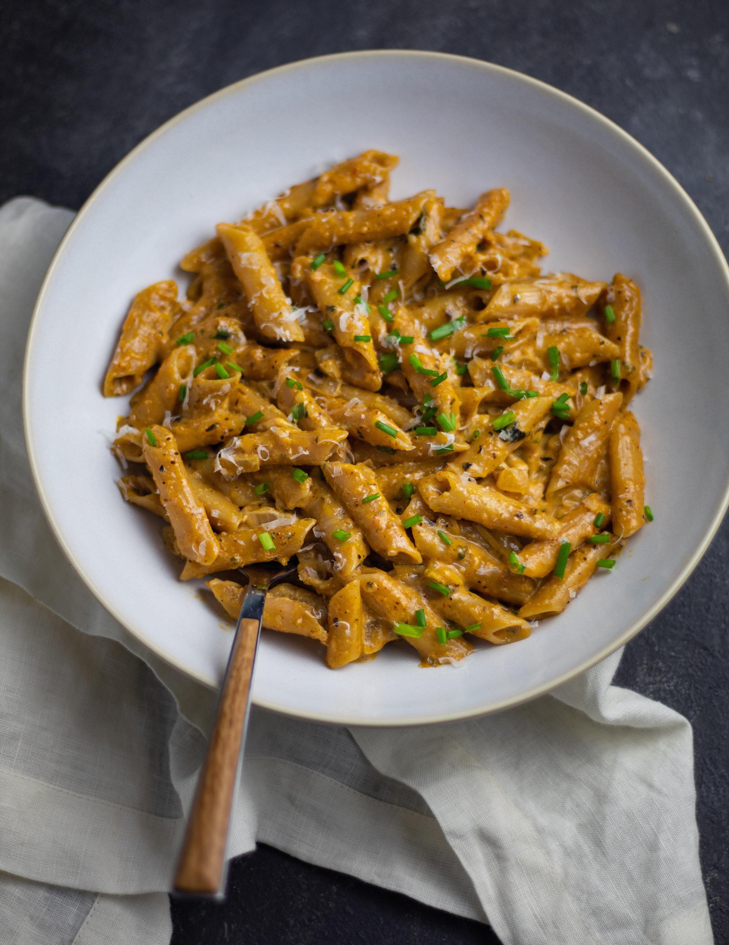 creamy cajun pasta sauce