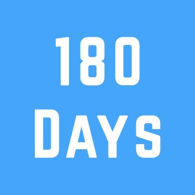 180 Day Reading Plan (The Gospels, Epistles, Psalms, Proverbs)