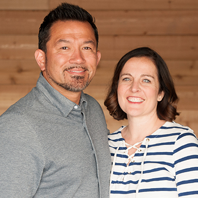 Marriage Mentor Directors - Wendell & Jen Skar