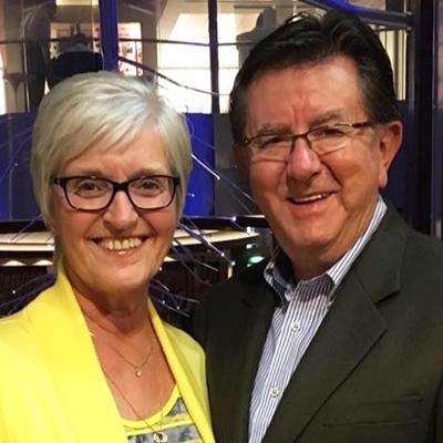 Pastor to the Pastors & SK Advisor - Ray & Sandy Jennings