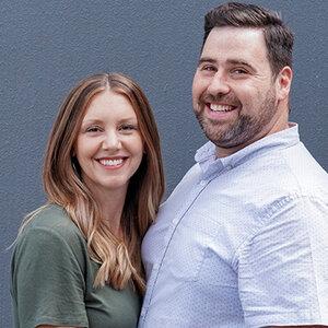 Creative Arts Pastor & Community Groups Pastor - Adam & Annie Roberts