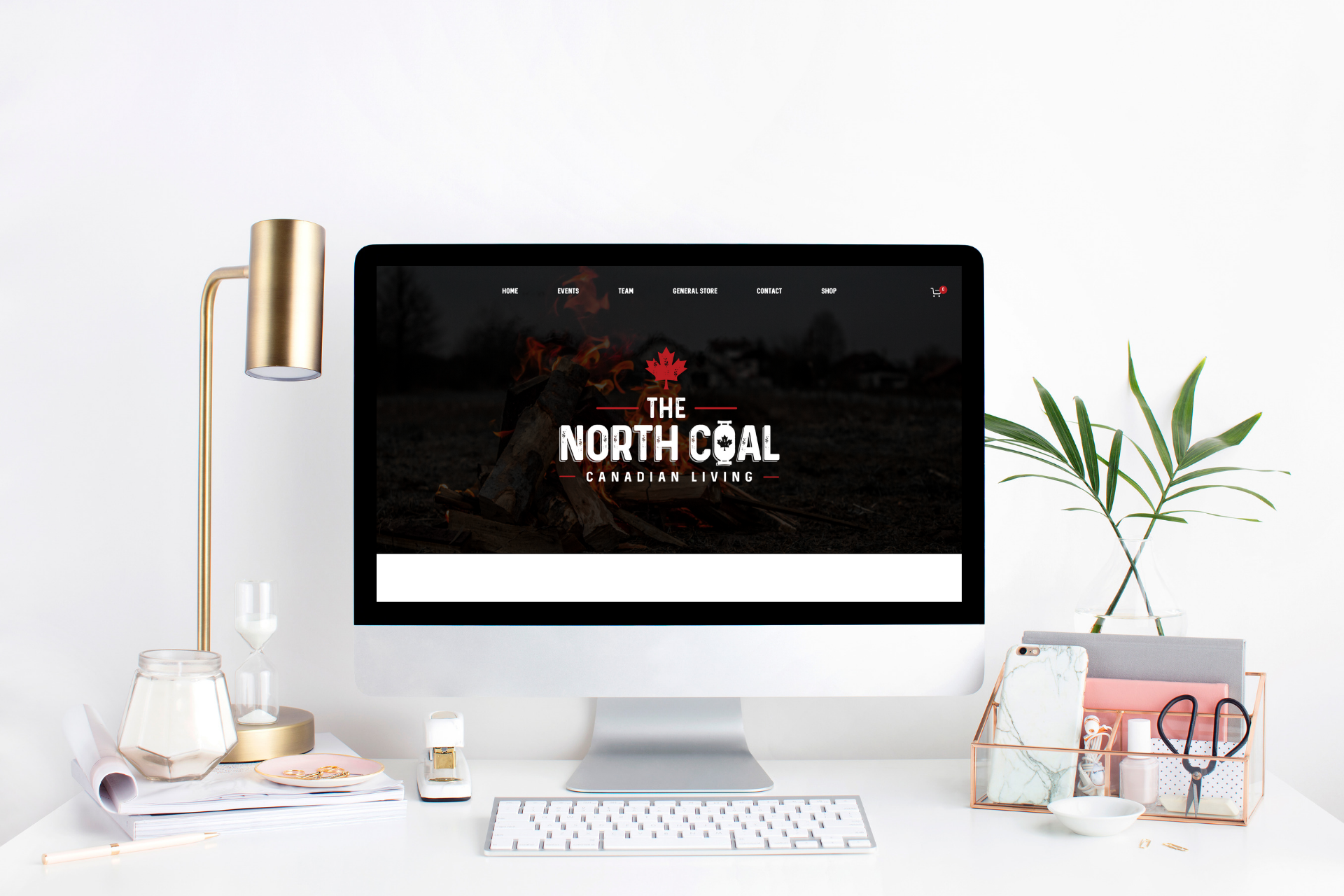 "The North Coal - What they sell: Corporate BBQs and catering and a merchandise shop filled with swag and homemade sauces, plus a complete festival/vendor setupChallenge: Help show off a re-brand while also building a platform that can grow with the business.Solution: The North Coal is a fast-growing catering company turned full on Canadian lifestyle brand and their website had to keep up. The first phase of their project was to move the site they'd started themselves to Squarespace and give it an entirely fresh look. Then came event menus for large-scale corporate BBQs followed by a complete section dedicated to festivals and events. There's an online merchandise shop that will soon be followed by the launch of a retail pop-up and full on coworking and event space. The site will be a hub for all things North Coal and the perfect example of how working in stages can take a big project and make it super doable!Feedback: ""Super happy with the work Kristine has done for us! We were set on doing all of our web design ourselves but realized very quickly that having an expert on board makes a huge difference! Her work gave us an image and brand that we're proud of and has allowed my team to focus on growing the business. Projects big or small, make the investment - it's worth it!"""