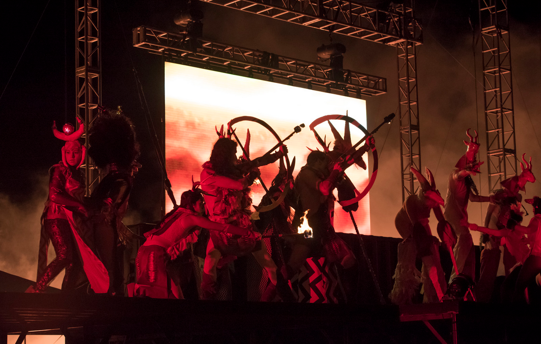 All Souls Procession Finale 2016 Photo: Karel Moonan