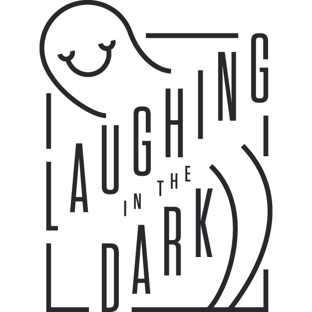 Laughing in the Dark - The podcast where Sara Jones hangs out in haunted places with comedians.