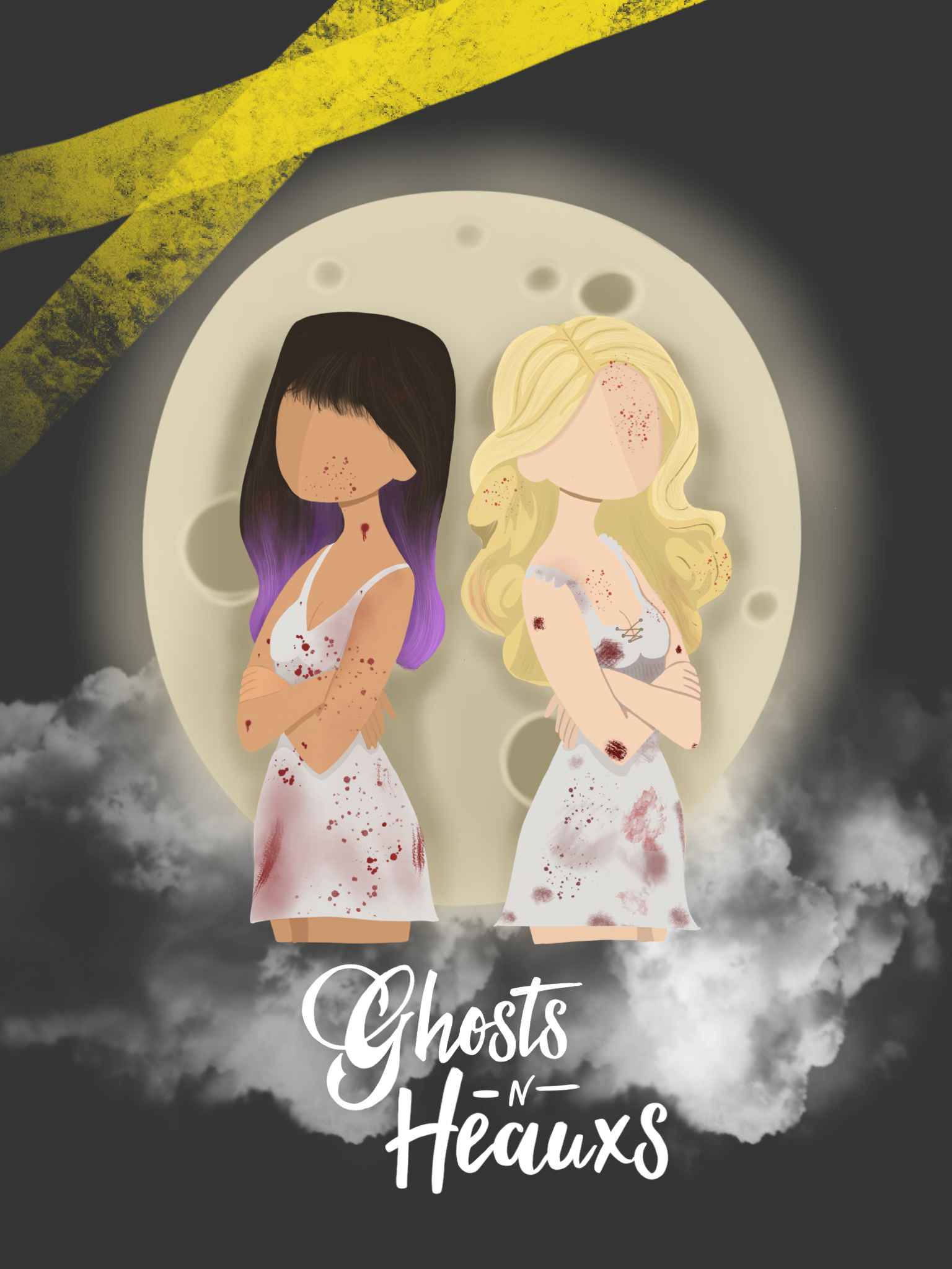 Ghosts-n-Heauxs - Pull up a seat and listen to paranormal investigators Danielle & Zee talk about the paranormal, true crime, the occult and all things spooky!Hosted by Nawal Massari & Danielle Hpi