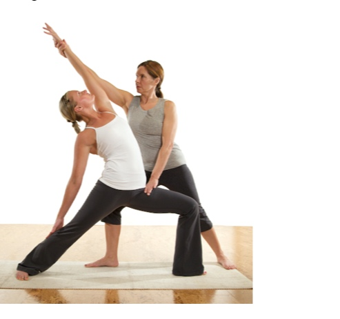 Private Yoga Sessions -