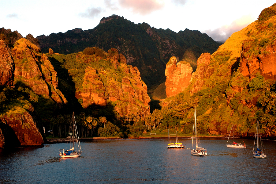 The Marquesas Islands - Photo by: Isabelle Ozan