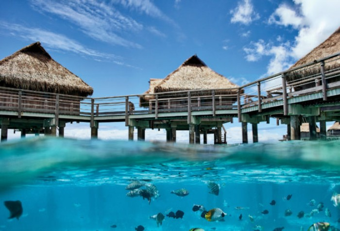 Looking for a winter escape? The pristine sands, crystal clear waters and stunning rainforests of Tahiti make this incredible island the perfect place for a winter getaway.